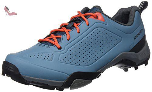 Shimano Shmt3og450sb00, chaussures de cyclisme sur route Homme - Bleu (Blue), 44 EU - Chaussures shimano (*Partner-Link)