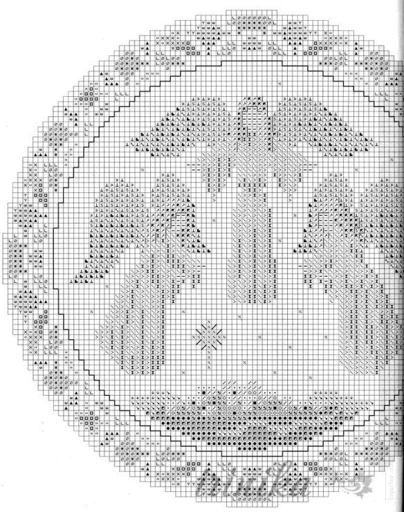 about crafts 4 on Pinterest | Cross stitch, Punto Cruz and Needlepoint