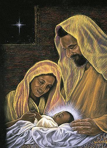 Black Nativity: African American Christmas Card