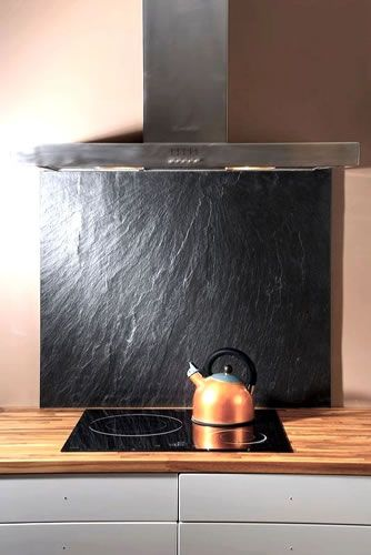 Pi di 25 fantastiche idee su cucina in ardesia su - Scale in ardesia ...