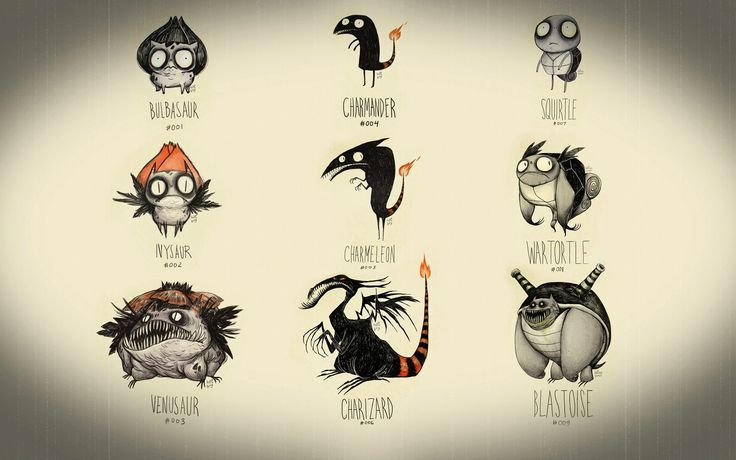 foto de Creepy Pokemon Wallpaper #1309 Art & Design Pinterest