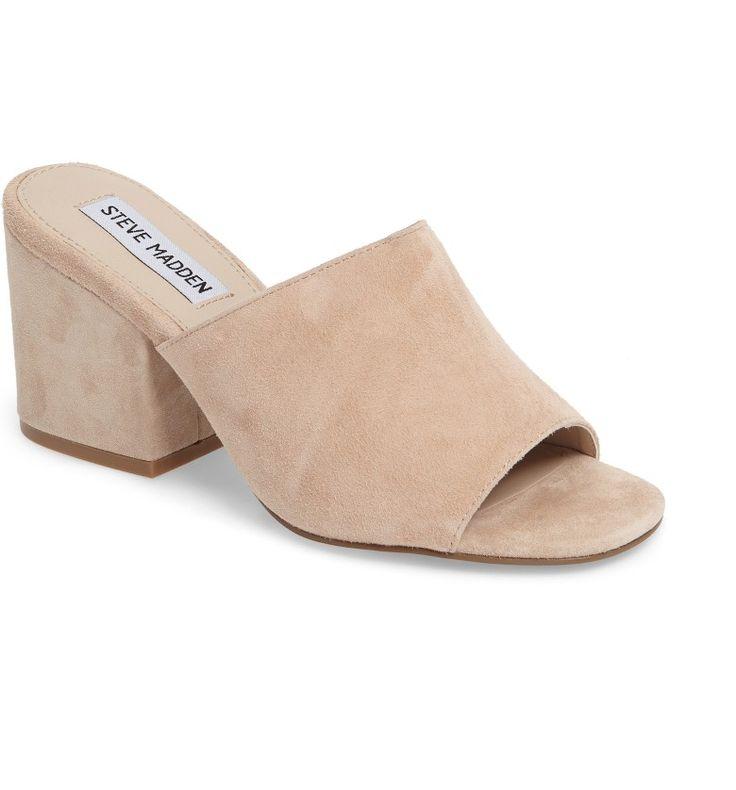 Steve Madden Dalis Slide Sandal (Women) /