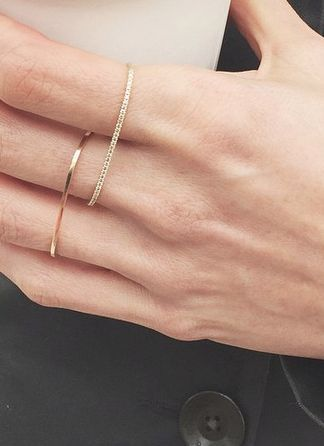 Especially love the mult-finger chain ring.