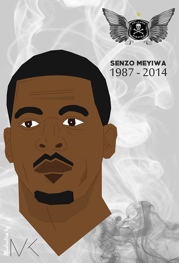 Senzo Meyiwa on Behance