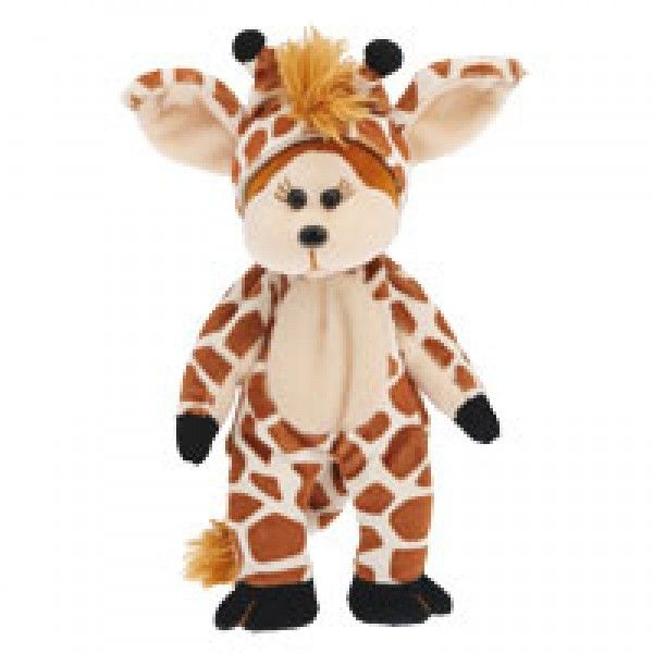 Wish List - Gemma the Giraffe Bear