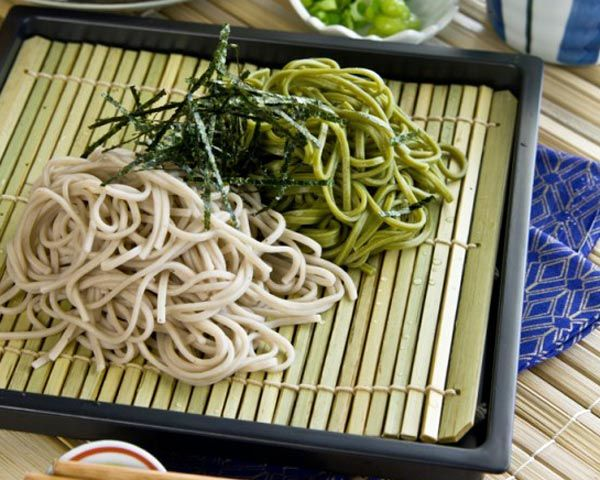 7 Great Chilled Noodle Recipes