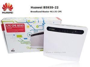 Huawei B593u-12 B593-22 LTE 4G Wireless gateway router from China