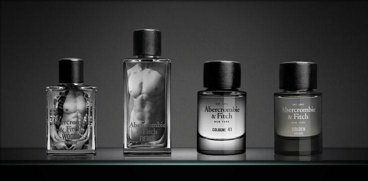 Abercrombie&Fitch mi perfume de siempre