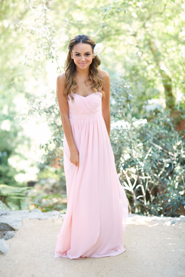 73 best bridesmaids in blush images on pinterest vows jenny yoo aidan bridesmaid inspirationdesigner gownsbridesmaid ombrellifo Choice Image