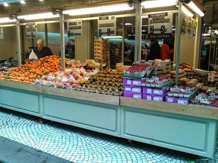 Parigi frutta