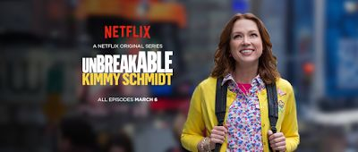 Lessons on Optimism from the Unbreakable Kimmy Schmidt