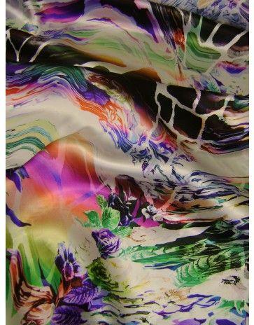 Designer silk 2035