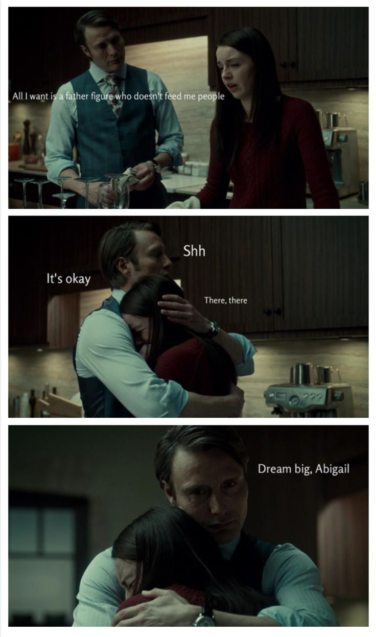 Hannibal edit - hahahahaha oh that's so horrible!