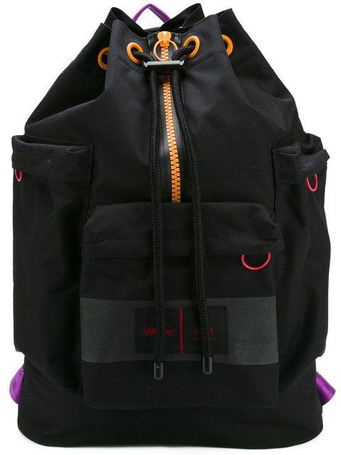 Ami Alexandre Mattiussi AMI X Eastpak rucksack