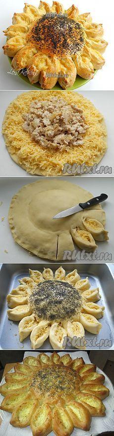 Hojaldre de queso