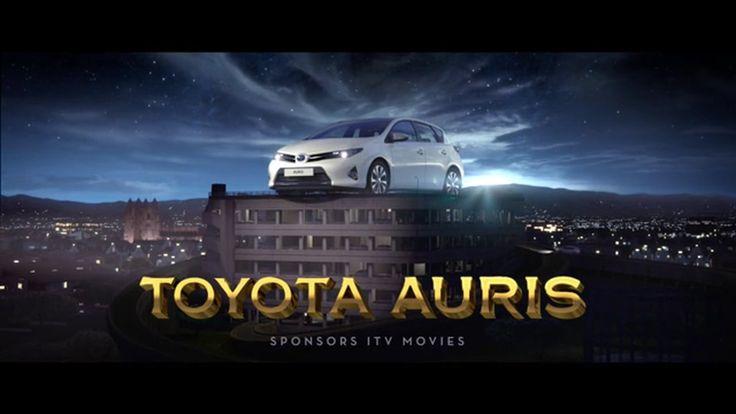 Toyota Auris Sponsors ITV Movies - 'Multistory' on Vimeo