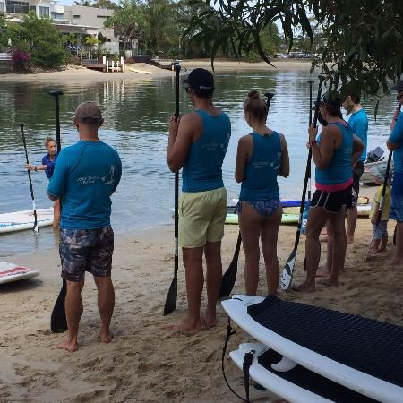 Noosa Stand Up Paddle Board