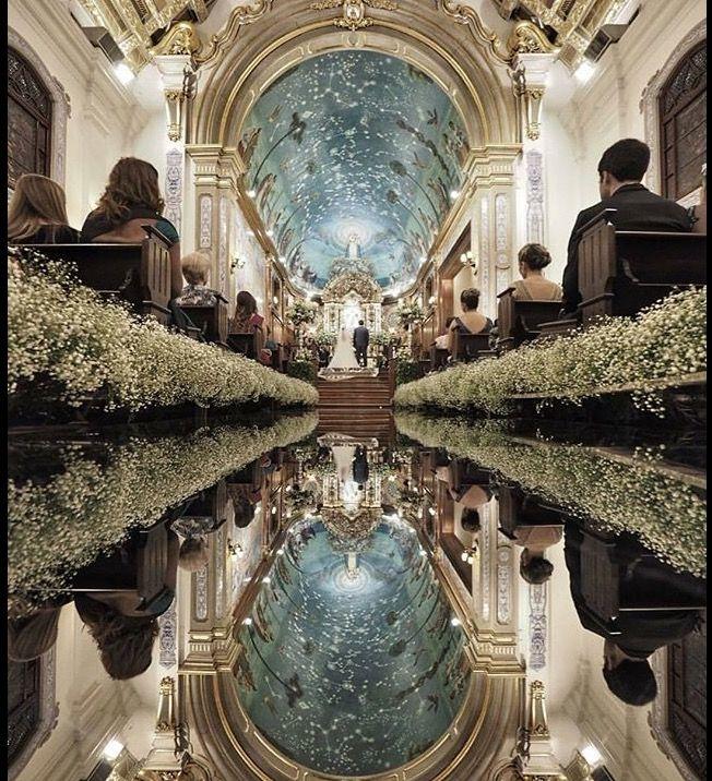 Wedding Aisle Exqusite Mirror Wedding Aisle Wedding