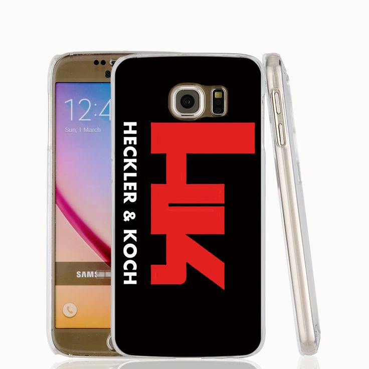 17188 Heckler and Koch HK Hadguns Sniper cell phone case cover for Samsung Galaxy S7 edge PLUS S6 S5 S4 S3 MINI