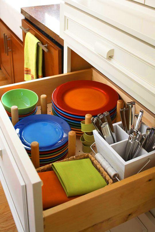 Фотография: Прочее в стиле , Кухня и столовая, Хранение, Интерьер комнат, идеи для кухни, как организовать хранение на кухне, система хранения на кухне, способы хранения на кухне – фото на InMyRoom.ru