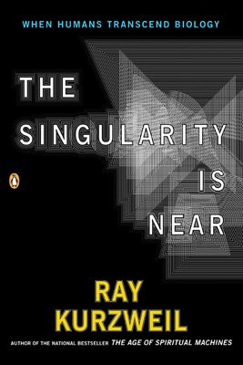 Ray Kurzweil. The singularity is Near.  A book worth reading... indeed.
