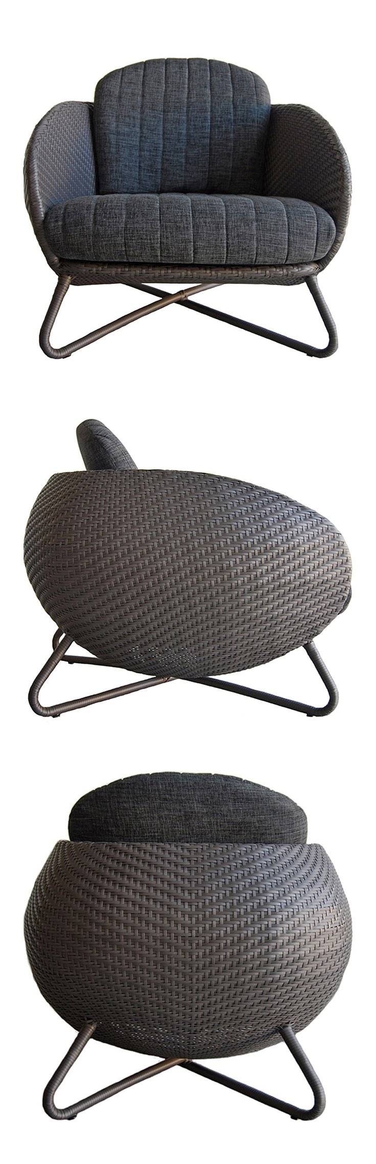 Circle outdoor chair | furniture design