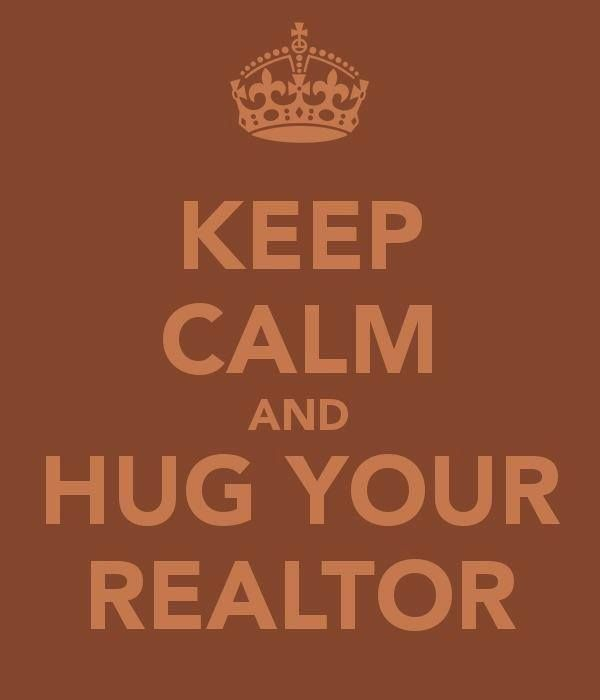 Be thankful for your Realtors