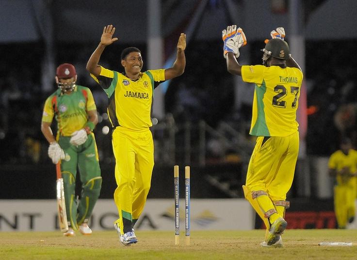 Jamaican Cricket Team | Nikqui's Jamaica | Pinterest