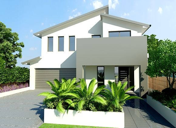 Sekisui House Australia Home Designs: Oralee 315 - Stylish Facade. Visit www.localbuilders.com.au/builders_south_australia.htm to find your ideal home design in South Australia