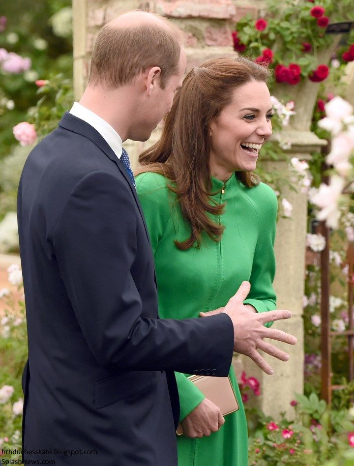 Duchess Kate: UPDATED: The Cambridges Make Their Debut at the Chelsea Flower Show