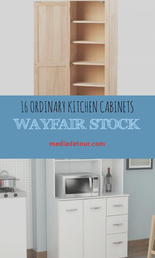 16 Ordinary Kitchen Cabinets Wayfair Stock In 2020 Just Cabinets Kitchen Cabinets Interactive Kitchen Design