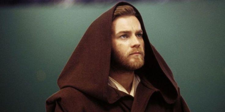 Star Wars' Ewan McGregor wants a spin-off Obi-Wan Kenobi movie