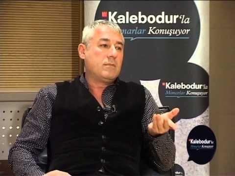 Kalebodur talks Architecture with  Gökhan Avcıoğlu (Turkish) #gokhanavcioglu #gadarchitecture #gadfoundation