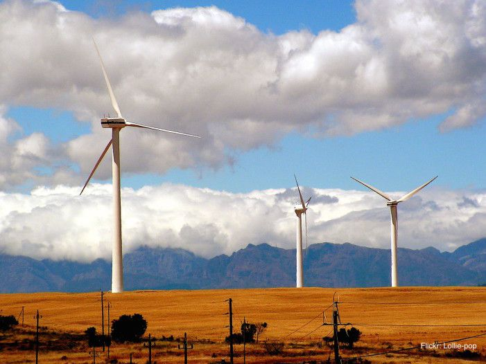 Different, Yet Similar, Environmental Issues Plague U.S. and South Africa