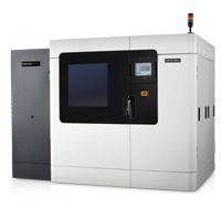 Fortus 900mc - Designed and manufactured for the highest accuracy and repeatability, the 900mc speeds up conceptual modeling and functional prototyping while allowing for multiple iterations. The Fortus 900mc 3D Production System also has our highest throughput and envelope volume, making it appropriate for fabrication and assembly tools, as well as end-use parts. #3Dprinter