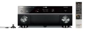 Yamaha RX-A1000 7.1-Channel Home Theater Receiver (OLD VERSION)
