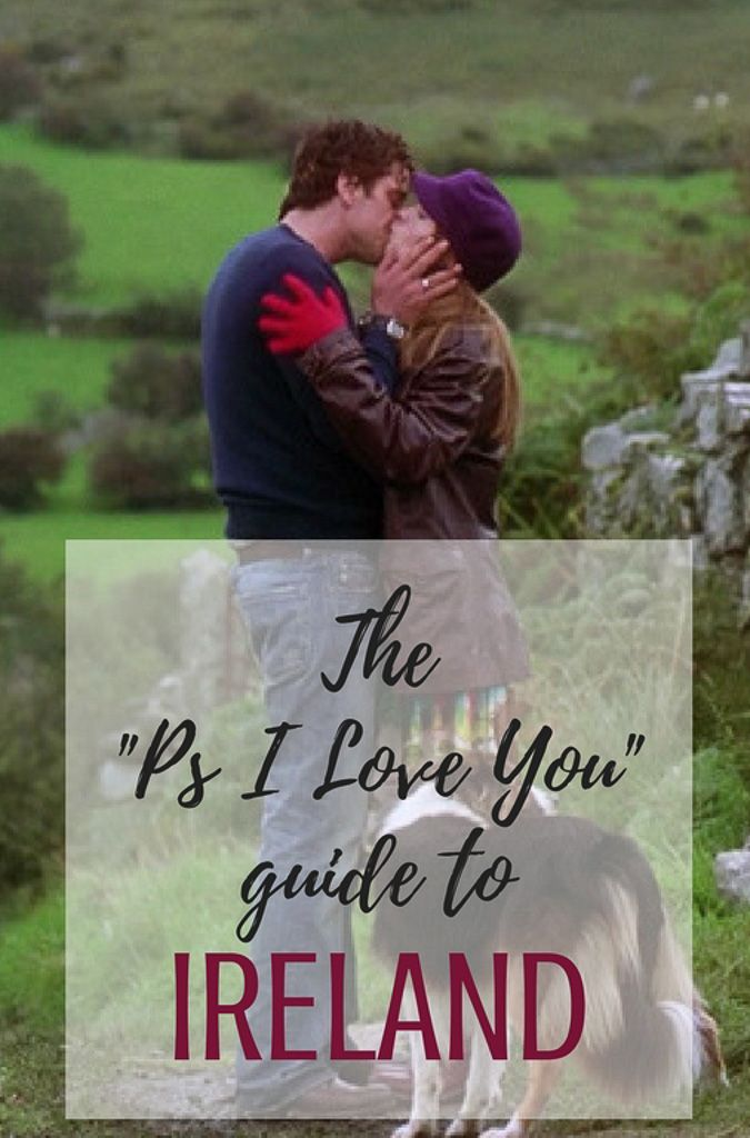 The PS I Love You Guide to Ireland  If you're like me and found yourself daydreaming about Ireland; casually boating around beautiful lakes by day, and being serenaded at the local pub by night…then this post is for you.