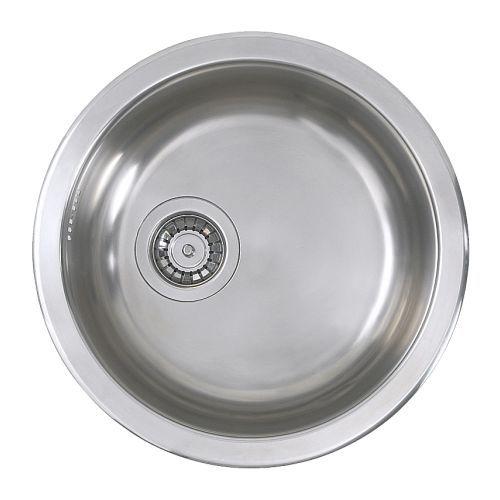 BOHOLMEN Single-bowl inset sink IKEA 25-year Limited Warranty. Read about the terms in the Limited Warranty brochure.