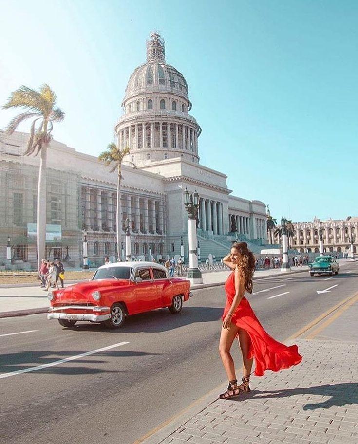 Куба в картинках девушки