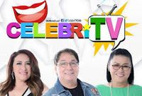 CelebriTV April 2 2016   CelebriTV April 2 2016 full episode replay. CelebriTV is a weekly entertainment news and comedy talk show (taped as live) on Philippine television that airs every Saturday afternoon on GMA Network and is simulcast over Super Radyo DZBB. It has been broadcast by GMA Network since September 19 2015 and has also aired worldwide on GMA Pinoy TV replacing StarTalk. Abangan ang mga interview kung saan maraming maibubuking sa paborito ninyong mga artista. Mayroon ding mga…