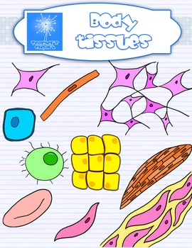 I love TpT!! where else you can find? ->Plant and Animal Cell and tissues clipart