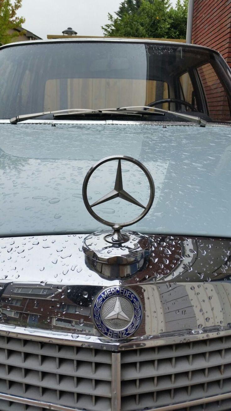 Mercedes 230 114W 1971