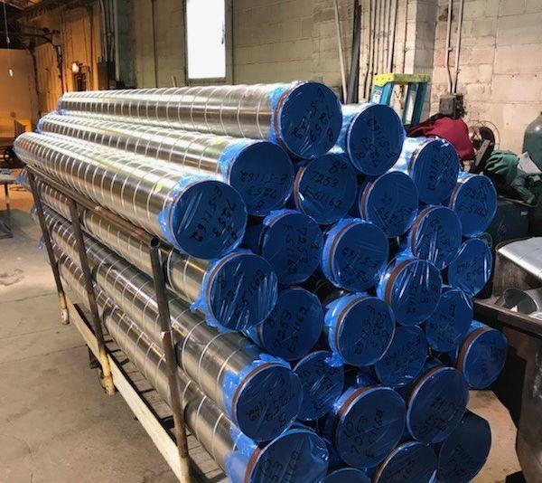 Home Columbus Heating Ventilating In 2020 Metal Company Metal Fabrication Duct Work
