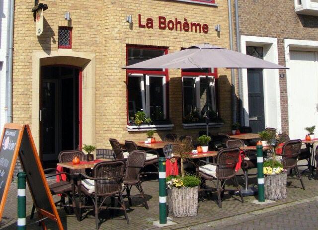 Restaurant La Boheme in Maastricht