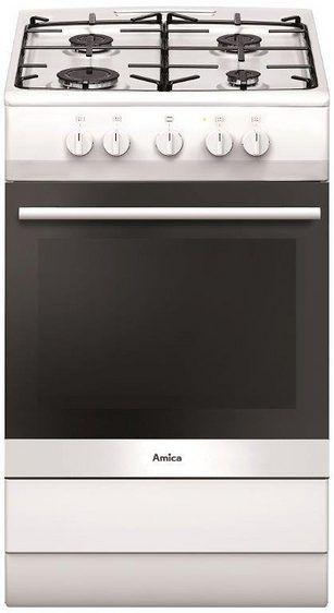 Amica GasStandherd SHGG 11502 W, Energieklasse A, 50 cm