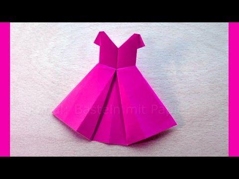 Origami Briefumschlag Falten: Einfachen DIY Brief Basteln Mit Papier    Kuvert Basteln Ideen   YouTube