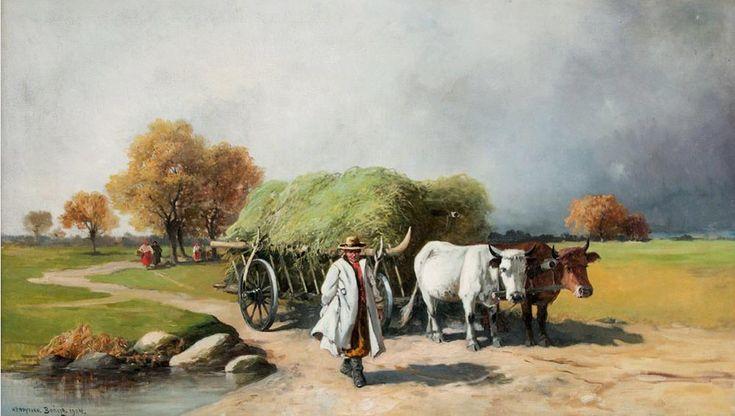 Wóz siana