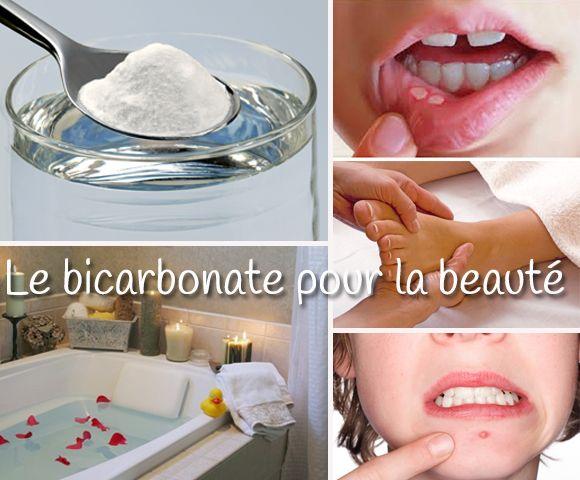 Le bicarbonate, aussi pour la beauté - 10 recettes express