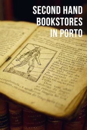 If you're a #book addict, discover where are the #best #second #hand #bookstores in #Porto - they are simply stunning, and non touristic as well!