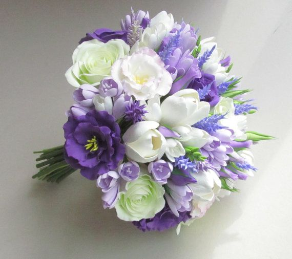 Best 25 Lavender Bridal Bouquets Ideas On Pinterest